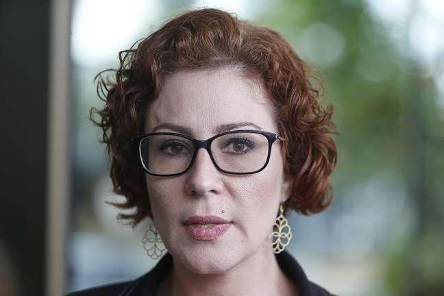 Deputada federal Carla Zambelli (PSL-SP) está entre os parlamentares que contrataram empresas com dinheiro público