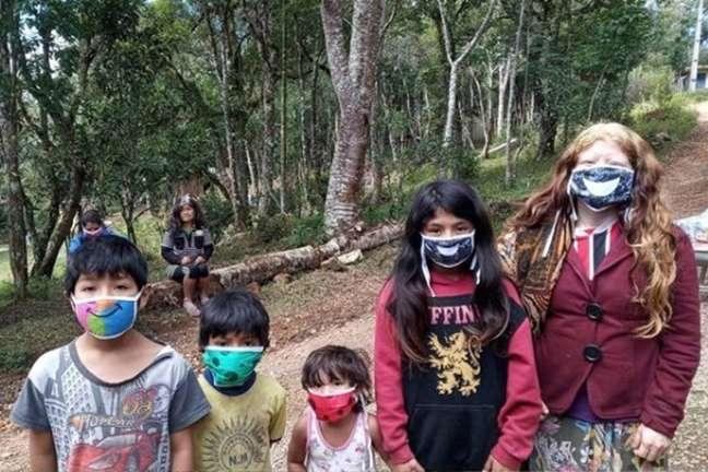 Indígenas são considerados população de baixa imunidade para a covid-19, segundo autoridades públicas