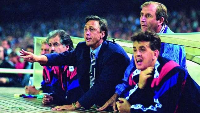 Até hoje, muitos torcedores o consideram o melhor técnico da história do clube (Foto: Divulgação/La Liga)