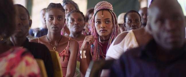 Samantha Mugatsia e Sheila Munyiva em 'Rafiki' (2018)