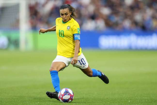 A Confederação Brasileira de Futebol retirou a candidatura à sede da Copa do Mundo Feminina de 2023 (Foto: Divulgação/CBF)