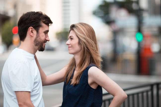 Leon e Nilce se conheceram em uma comunidade do Orkut