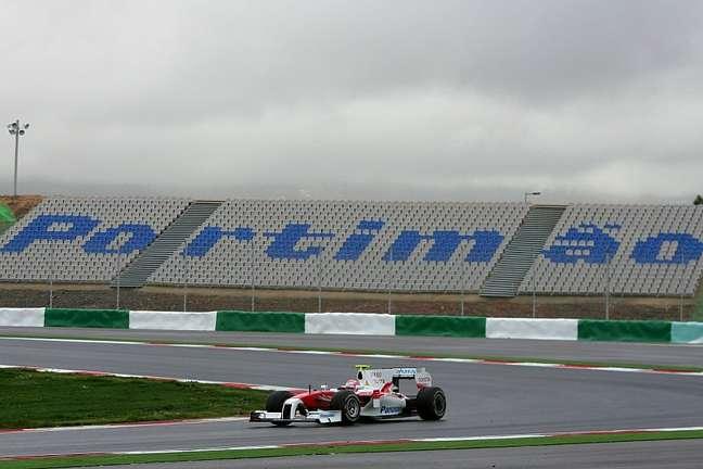 GP de Portugal pode voltar ao calendário da Fórmula1 (Foto: Reprodução/Autosport)