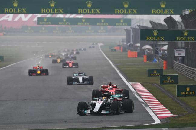 O GP da China foi o primeiro adiado oficialmente pela Fórmula 1 (Foto: Reprodução/ F1)