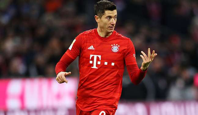 Lewandowski fez o gol que garantiu o título ao Bayern