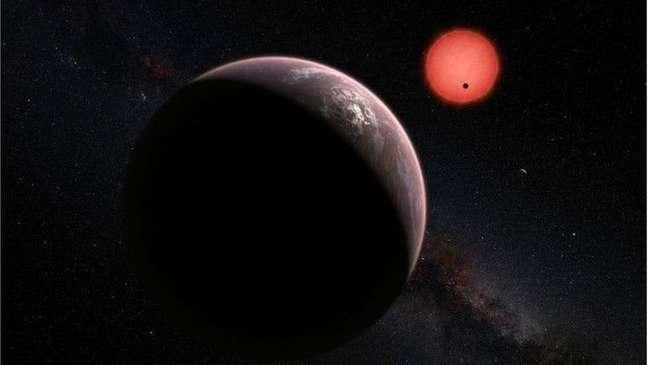 Há vários fatores que podem gerar condições como as da Terra, como a distância em relação a uma estrela