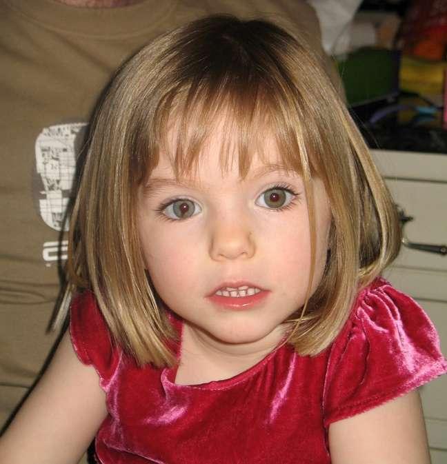 Menina Madelaine sumiu dias antes de completar 4 anos de vida