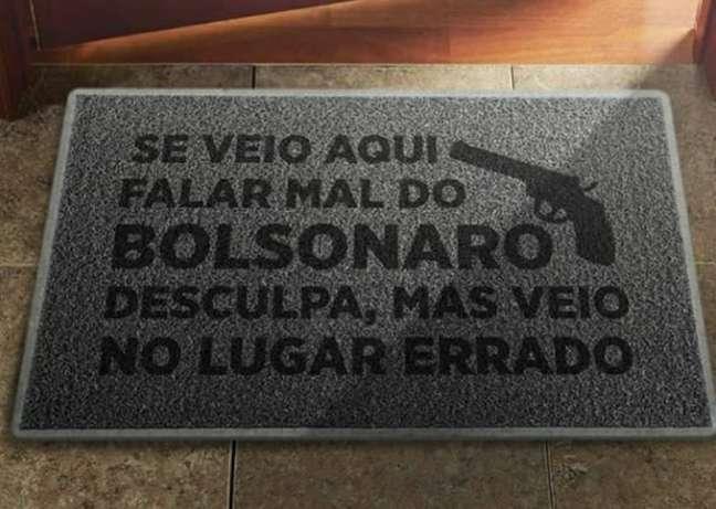 Ex-goleiro Marcos utilizou imagem para reforçar seu apoio ao Presidente da República (Reprodução/Instagram)