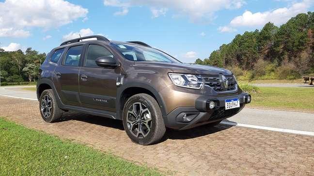 Renault Duster Iconic, topo de linha, custa R$ 90.690.