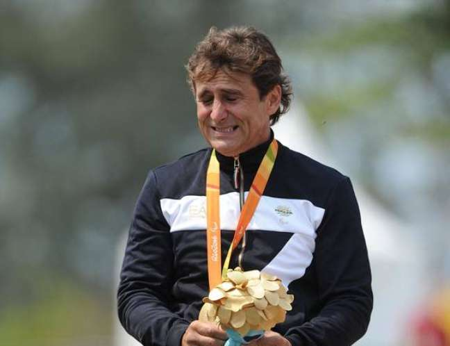 Zanardi sofre grave acidente durante prova de paraciclismo