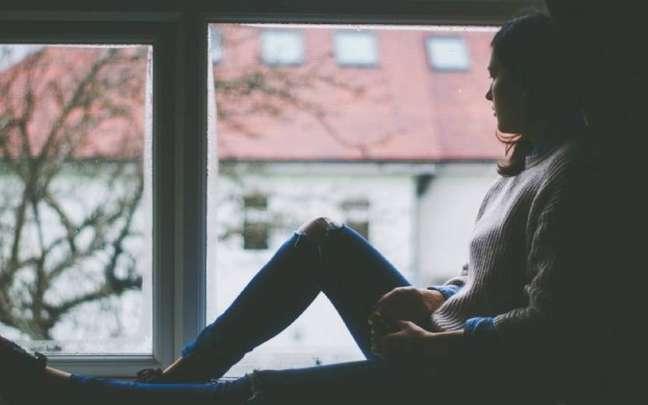 Pessoas com depressão