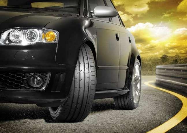 Um mesmo modelo de pneu pode ser comercializado com três, quatro ou até mesmo com cinco sulcos.