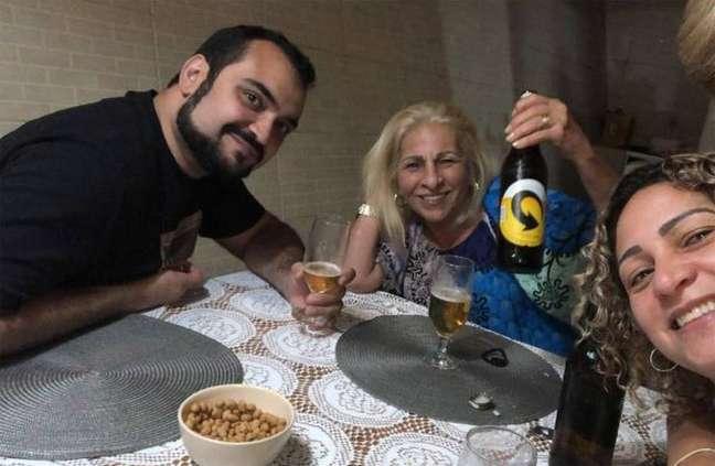 Encontro em Minas. Botto Maia e mãe de miliciano se reuniram com mulher de Queiroz