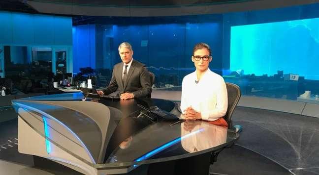 William Bonner e Renata Vasconcellos personalizam o jornalismo crítico da Globo em relação à postura de Bolsonaro no enfrentamento da pandemia de covid-19 no Brasil