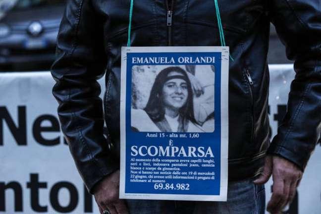 Sumiço de Emanuela Orlandi é um mistério há 37 anos