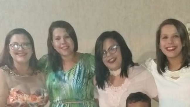 Lígia, Dalylla, Talytta e Samylla: filhas relatam viver pesadelo após morte de mãe em decorrência da covid-19