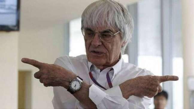 Bernie Ecclestone chefiou a Fórmula 1 até o fim de 2016