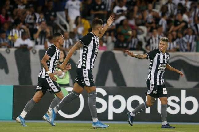 Botafogo briga pelo segundo lugar no Grupo A (Vitor Silva / Botafogo)