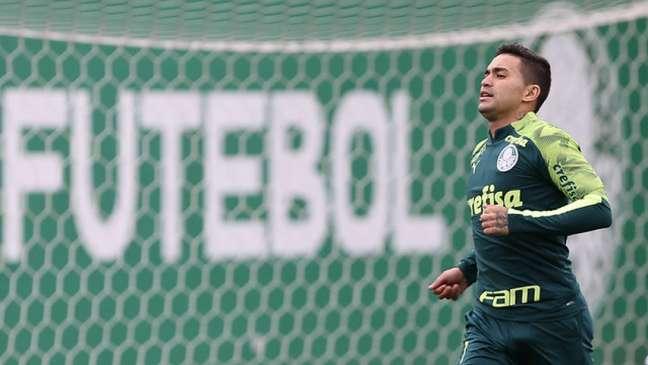 Dudu deve assinar contrato com o Al Duhail nesta quarta-feira e encerrar um período turbulento (Agência Palmeiras)