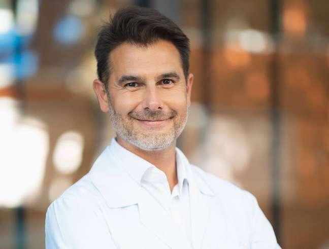 O neurocirurgião Fernando Gomes
