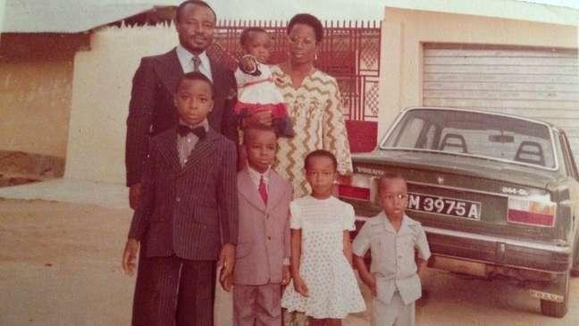 Família de Aaobi