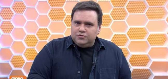 Rodrigo Rodrigues é um dos principais apresentadores do 'SporTV' (Foto: Reprodução)