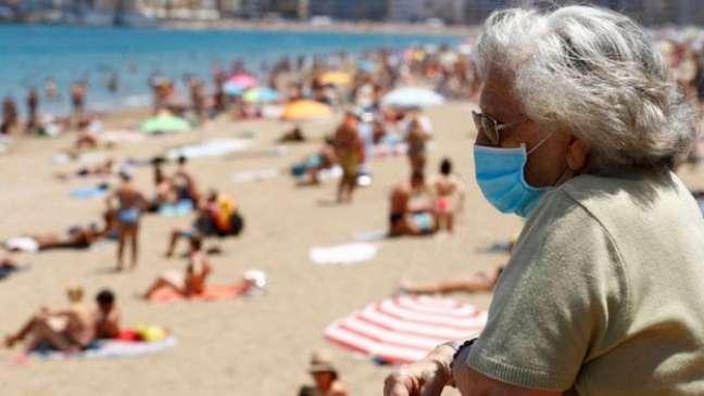 Reino Unido voltou a impor quarentena para pessoas que chegam da Espanha