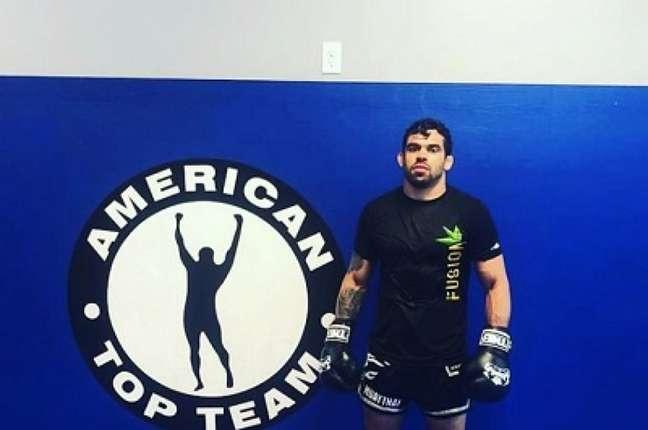Ex-campeão peso-galo do UFC, Barão foi anunciado pelo Taura MMA (Foto: Reprodução/Instagram/@renanbarao)
