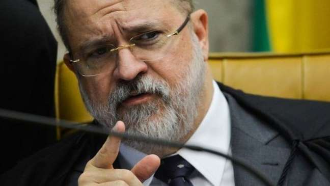 Procurador-geral da República, Augusto Aras, é um dos críticos da operação