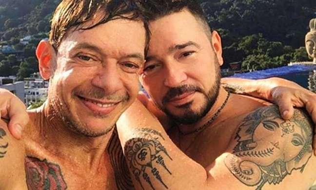 André Piva e Carlos Tufvesson: celebrado casal da sociedade carioca viveu história de amor e luta por direitos ao longo de 25 anos