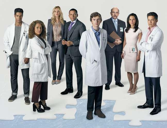 'The Good Doctor' vai retratar a pandemia de coronavírus