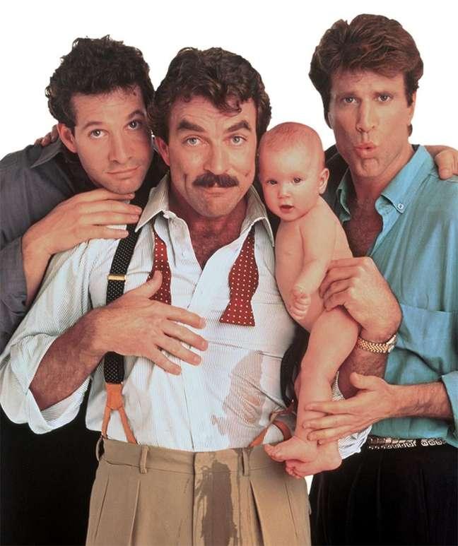 Zac Efron vai estrelar remake de 'Três Solteirões e um Bebê'