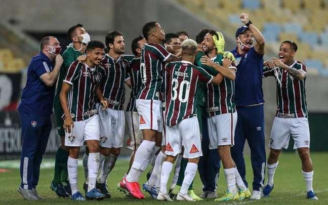 Fluminense terá o Palmeiras na primeira partida como mandante neste Brasileirão (Foto: Lucas Merçon/Fluminense)