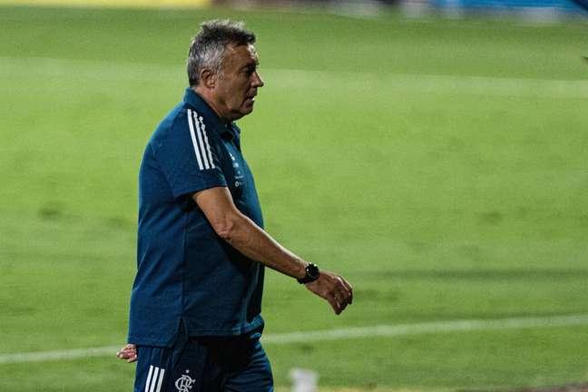 Domènec Torrent: 2 jogos no comando do Flamengo e 2 derrotas