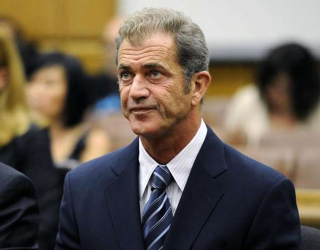 Ator Mel Gibson. 31/8/2011. REUTERS/Kevork Djansezian/Pool