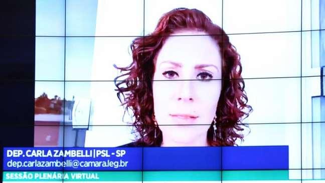 Hoje uma das principais aliadas de Bolsonaro no Congresso, deputada nega ter tido acesso antecipado a detalhes das investigações
