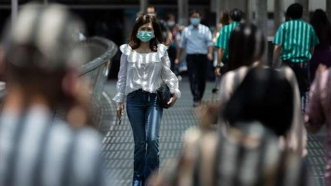O primeiro caso de reinfeção foi confirmado em Hong Kong há uma semana