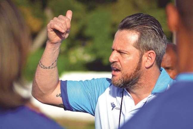 Argel Fucks retorna ao CSA. (Foto: Divulgação/CSA/Ascom)