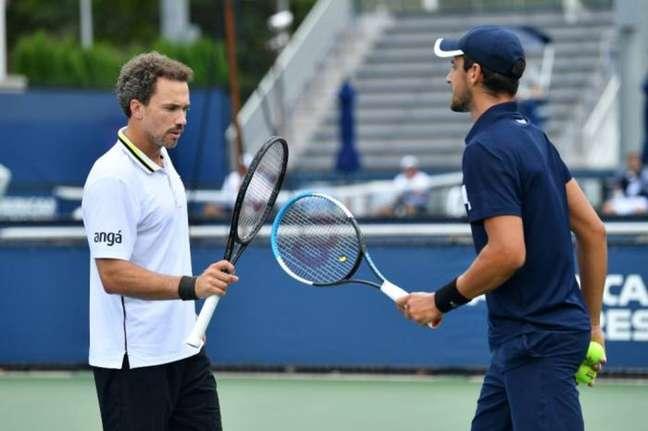 Brasil de volta ao topo: Soares e Pavic vencem nas duplas e são campeões do US Open