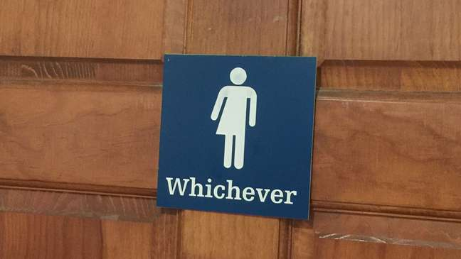 São cada vez mais comuns os locais com banheiros unissex