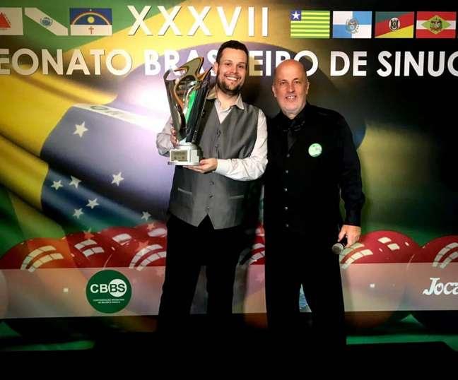 Igor Figueiredo e Pedro Rolim (Divulgação)