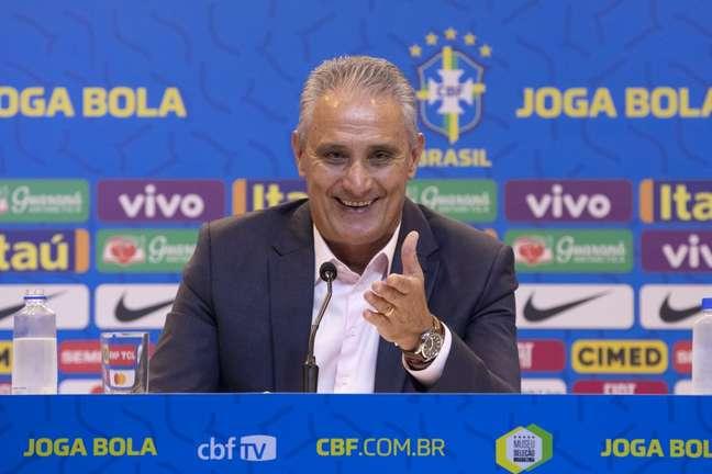 Tite pode conseguir com a Seleção brasileira superar marca de 40 anos nas eliminatórias
