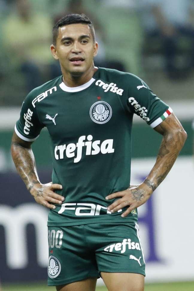 Dudu nos tempos de Palmeiras