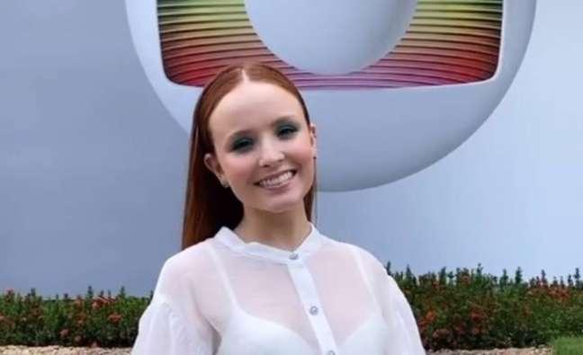 Larissa Manoela fará sua primeira participação no show do 'Criança Esperança'