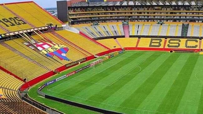 Estádio do Barcelona não poderá receber a partida