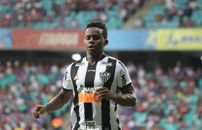 Cazares será jogador do Corinthians, resta o anúncio oficial (Foto: Mauricia da Matta/Photo Premium/Lancepress!)
