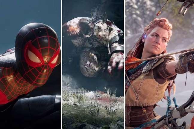 Confira os principais jogos que já foram anunciados para o PlayStation 5, nova geração de consoles da Sony.