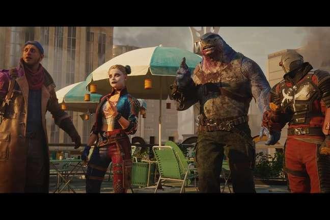 Dos criadores da série Batman: Arkham, o novo jogo do Esquadrão Suicida deverá ter Super-Homen como um dos vilões.