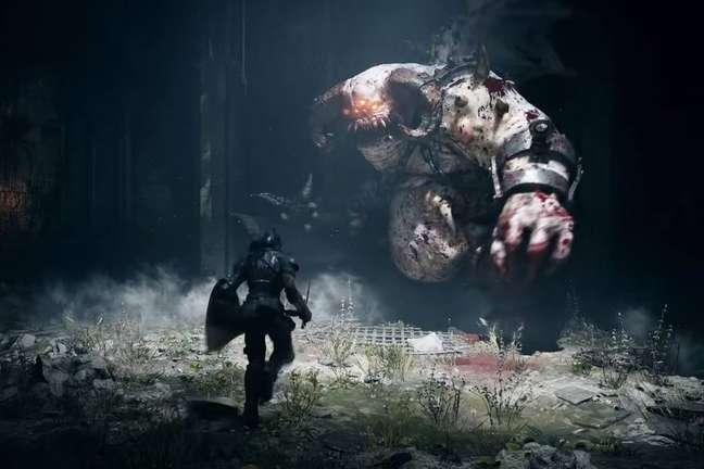 Para fãs de jogos desafiadores, a Studio JAPAN também já anunciou o remake de Demon's Souls para o PS5.