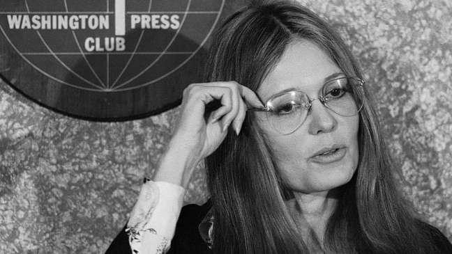 Líderes icônicas do movimento feminista, como Gloria Steinem (foto), e Barbara Ehrenreich defenderam Hite
